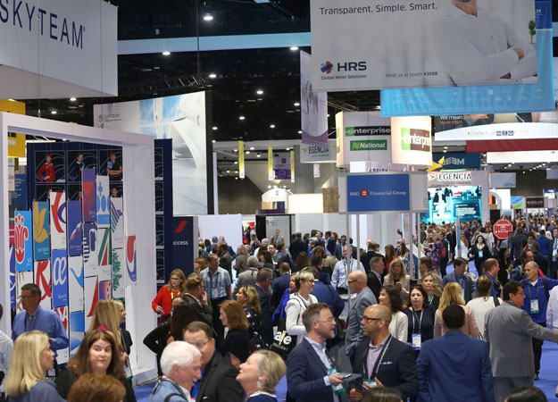 GBTA Convention 2019 - Expo Floor